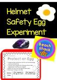 Helmet Safety Egg Experiment - PDHPE