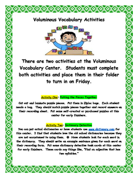 Help! A Story of Friendship Literacy Centers (Reading Wonders)