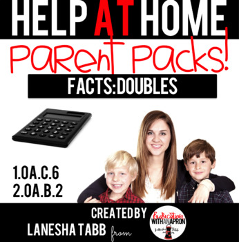 Help-At-Home Parent Packs: KNOW YOUR FACTS- DOUBLES!