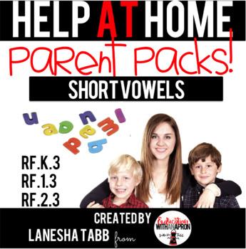 SHORT VOWEL Intervention at Home