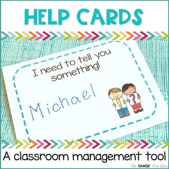 Help Cards
