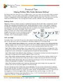 Help Children Who Stutter Minimize Bullying