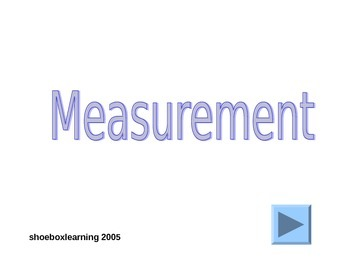 Help Converting Measurement