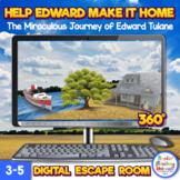 Edward Tulane Digital Escape Room -Help Edward Make it Hom