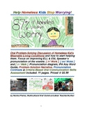 Help Homeless Kids Stop Worrying