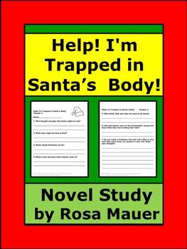 Help! I'm Trapped in Santa's Body! Book Unit