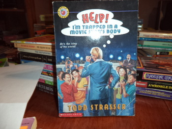 Help! I'm Trapped in a Movie Star's Body   ISBN 0-590-97803-9