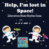Interactive Music Game (Rhythm) Help! I'm lost in Space! -