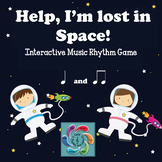 Interactive Music Game (Rhythm) Help! I'm lost in Space! -quarter and eighth