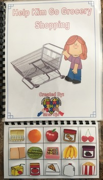Help Kim Go Grocery Shopping