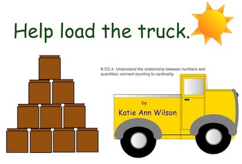 Help Load the Truck