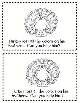 Help Me Color My Feathers!