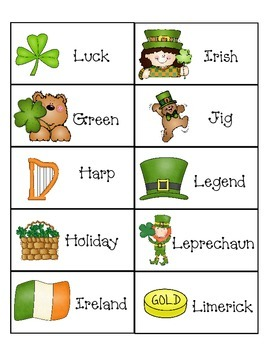 Help Me Find Me Pot Of Gold - Syllable Activities