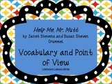Help Me Mr. Mutt: Activities For Guided Read Aloud
