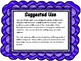 Help Me Solve It! Differentiated Fraction Small Group Task Cards Game Activity