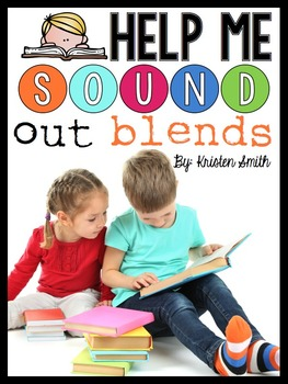 Help Me Sound It Out- {small group games that help with blends and digraphs}