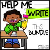 Help Me WRITE! {Complete Year-Long Bundle}