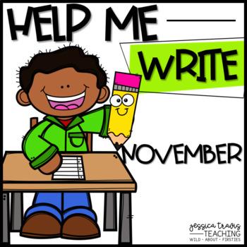 Help Me WRITE! {November}