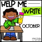 Help Me WRITE! {October}