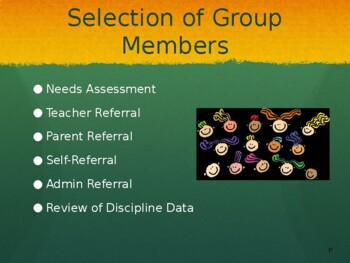 Help Middle School Students Manage Anger - 8-week small group curriculum