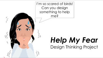 Help My Fear Design Thinking Project