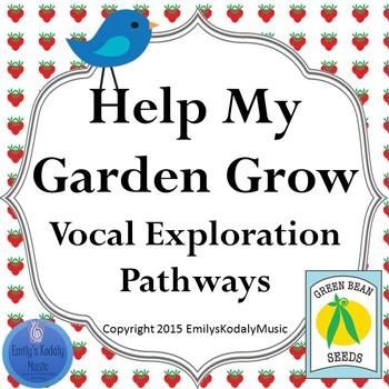 Help My Garen Grow Vocal Explorations