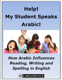 Help!  My Student Speaks Arabic!