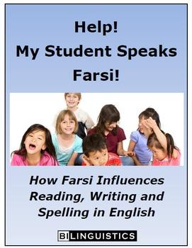 Help!  My Student Speaks Farsi!