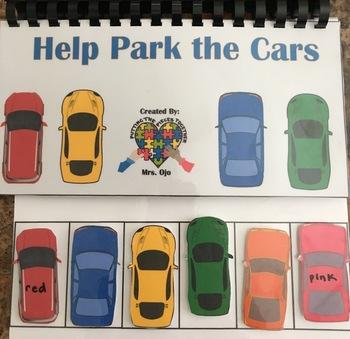 Help Park the Cars