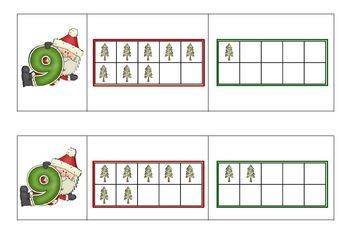Help Santa Count Trees Composing and Decomposing Numbers