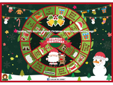Help Santa Get Ready to Pursuit Christmas Board Game