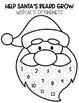 Help Santa's Beard Grow With Acts of Kindness