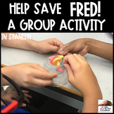 Help Save Fred (Spanish Edition)