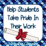 Help Students Take Pride In Their Work