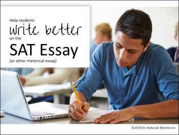 Help Students Write Better on the SAT Essay