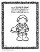 Counting Syllables: Help Super Sam Count the Syllables