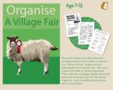 Help To Organise A Village Fair (7-11 years)
