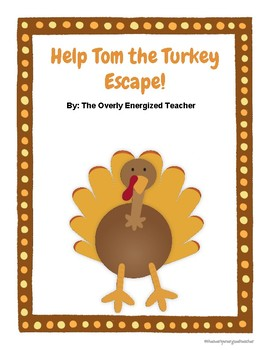 Help Tom the Turkey Escape!