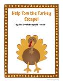 Help Tom the Turkey Escape!
