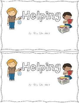 Help Too Sight Word Books for Classroom Library