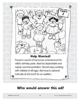 Help Wanted: A Clown