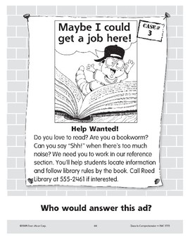 Help Wanted: A Librarian