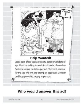 Help Wanted: A Mail Carrier