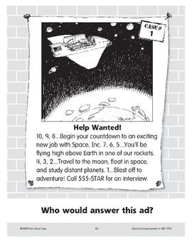 Help Wanted: An Astronaut