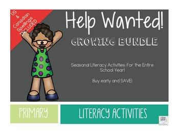 Help Wanted: Growing Bundle