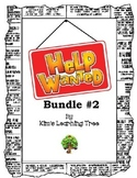 Help Wanted: Inquire Within  BUNDLE #2
