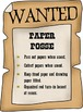 Help Wanted Western Job Posters {Editable}