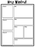 Help Wanted Poster Template