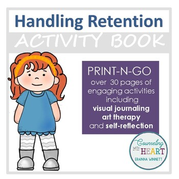 Children Who've Been Retained Activity Book (Print-N-Go)