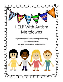 Help With Autism Meltdowns